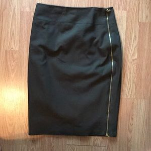 Olive pencil skirt express